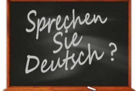 Sprechen Sie Deutsch