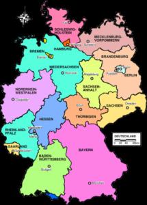 Landy Niemieckie