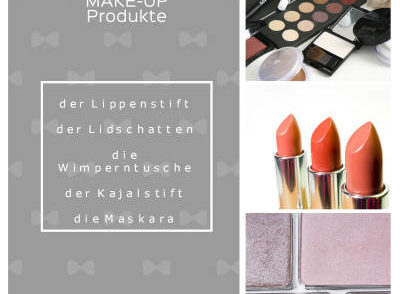 make up produkte