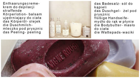 seife bodylotion badesalz
